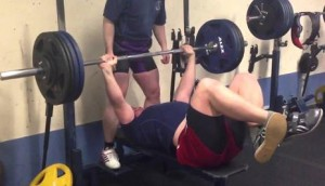Bench-Press-with-the-Feet-Up