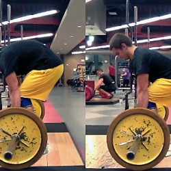 The Deadlift That Doesn