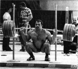 Not everybody can squat like this. But we ought to try.